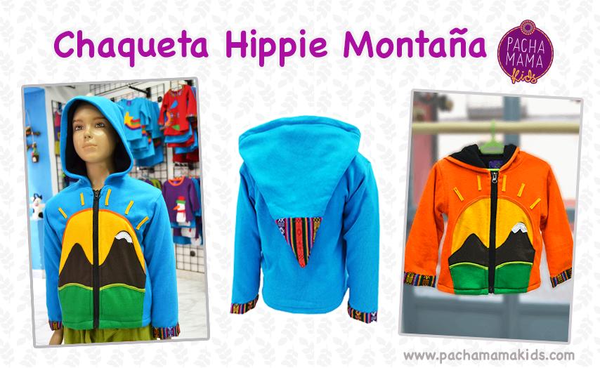 Chaquetas para niños con motivos étnicos, Ropa hippie para niños, cazadoras, abrigos y chaquetas divertidas Pachamama Kids