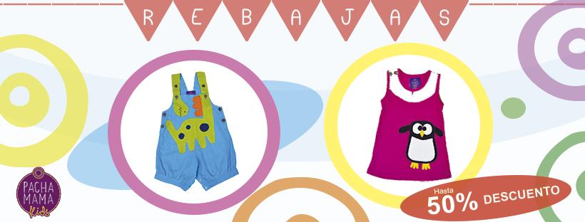 Rebajas, ofertas y descuentos en ropa hippie y etnica para niños, ropa de bebe, ropa de niños divertida, ropa colorida y original infantil, vestidos niñas